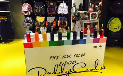 DaddysCool promo voor Adidas